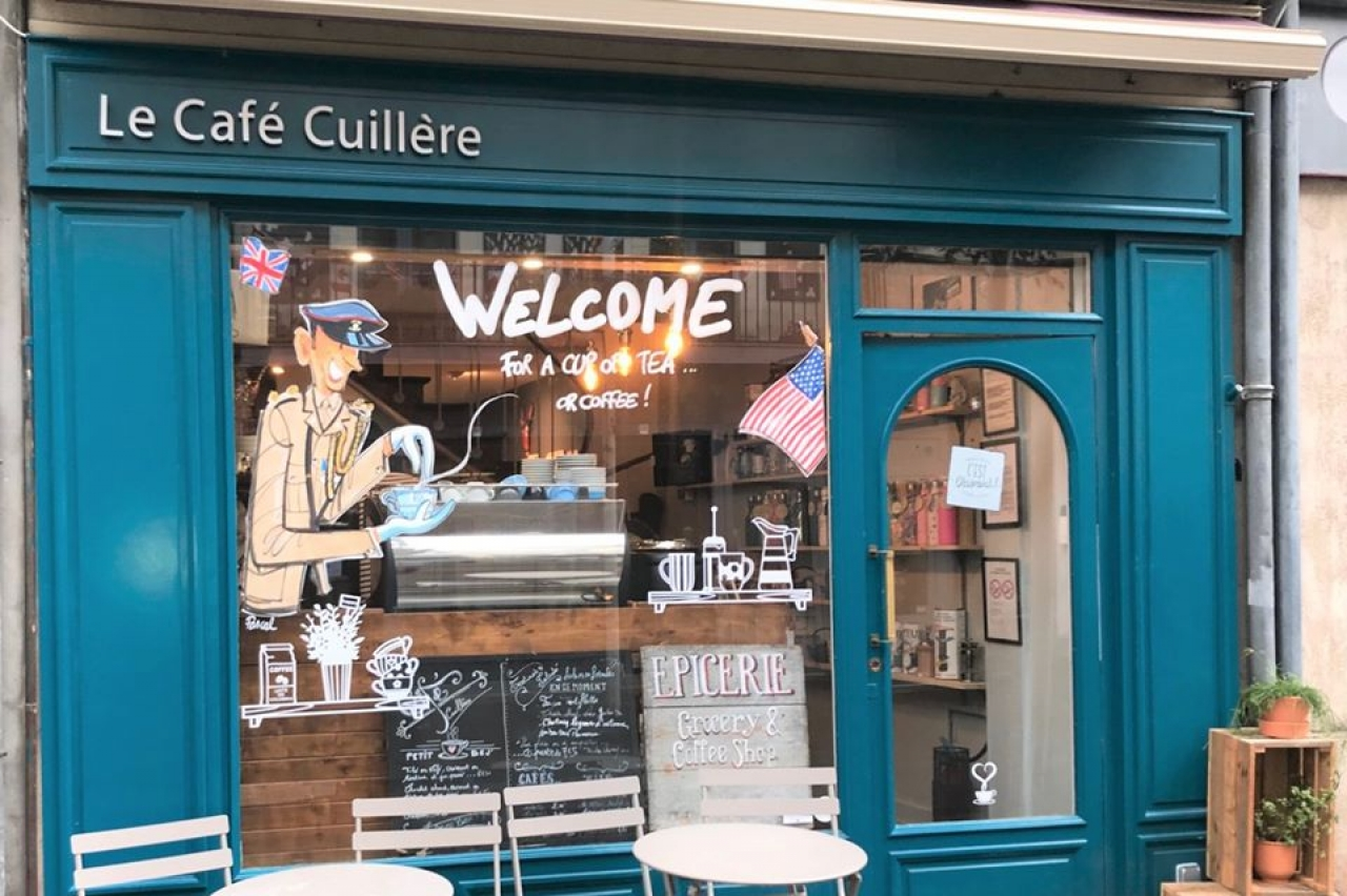LE CAFE CUILLERE