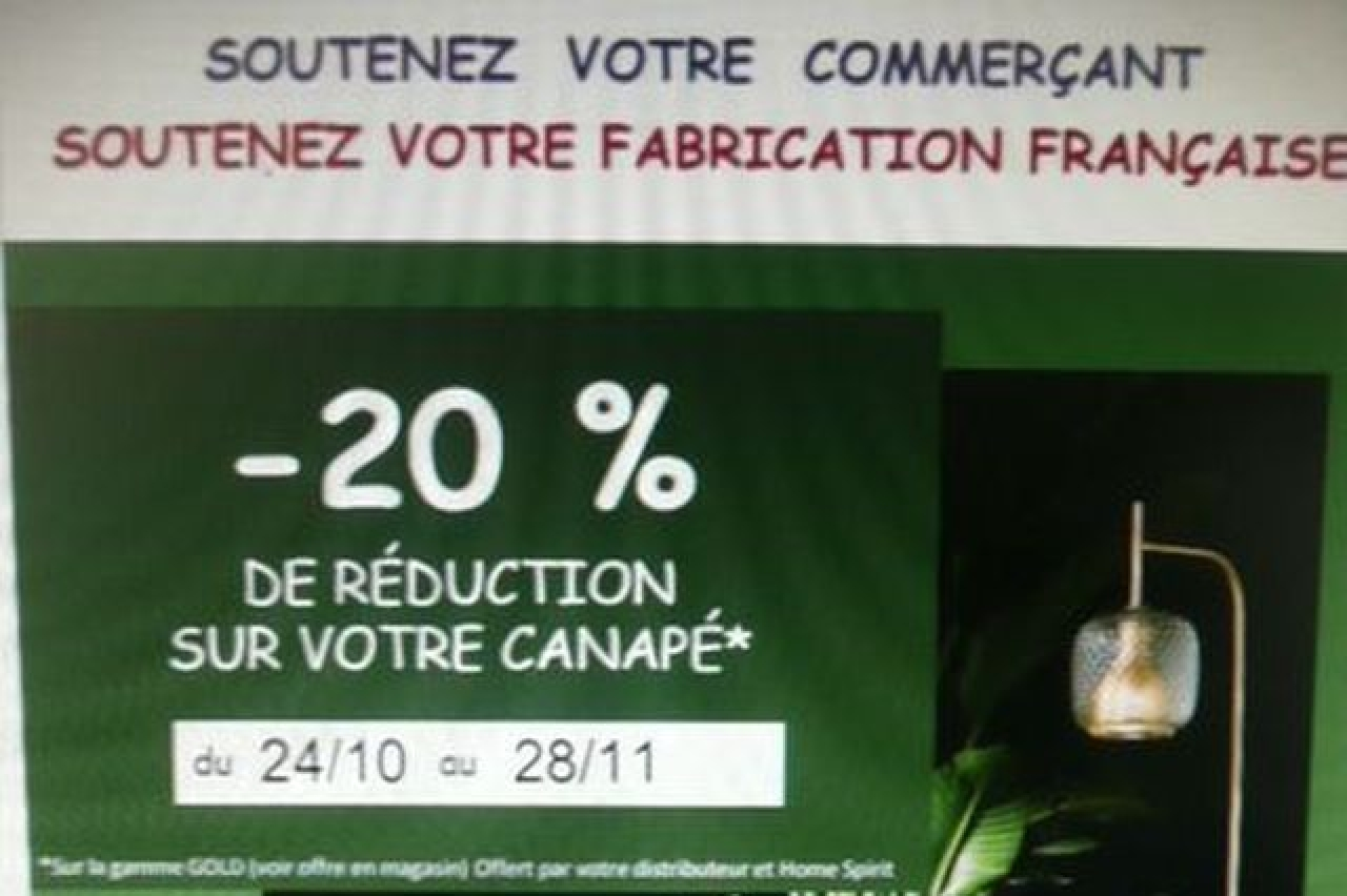 ROSALBA - Bayeux : OFFRE CANAPES