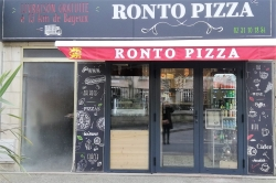 RONTO PIZZA -  Restaurants Bayeux