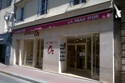 LA MULE D OR -  Chaussures / Maroquinerie Bayeux